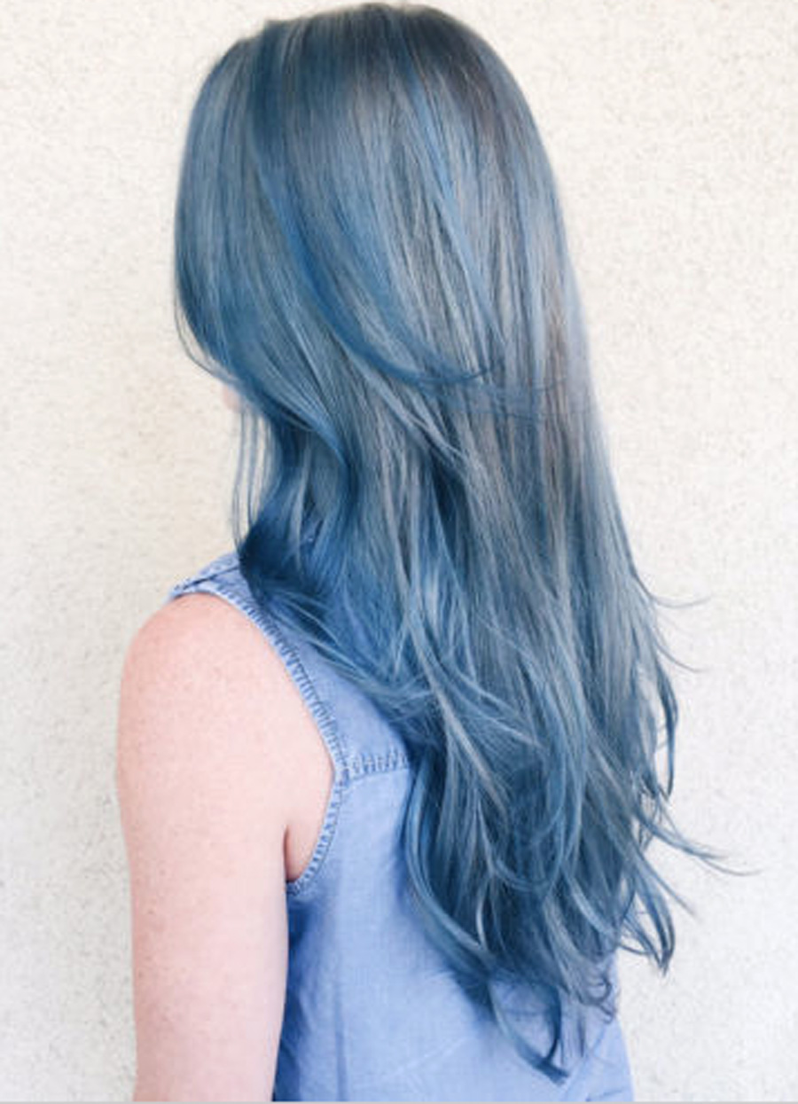How To Color My Hair At Home Naturally
